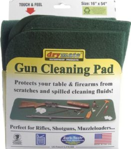 Drymate Gun Cleaning PadBest Shotgun Cleaning