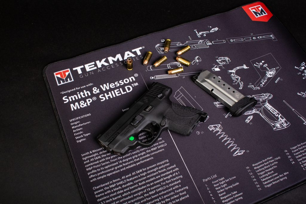 TekMat Smith & Wesson Shield