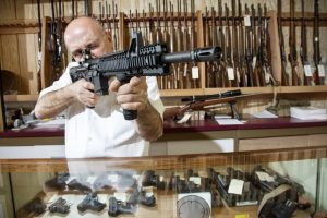 How has COVID-19 Affected Gun Sales?