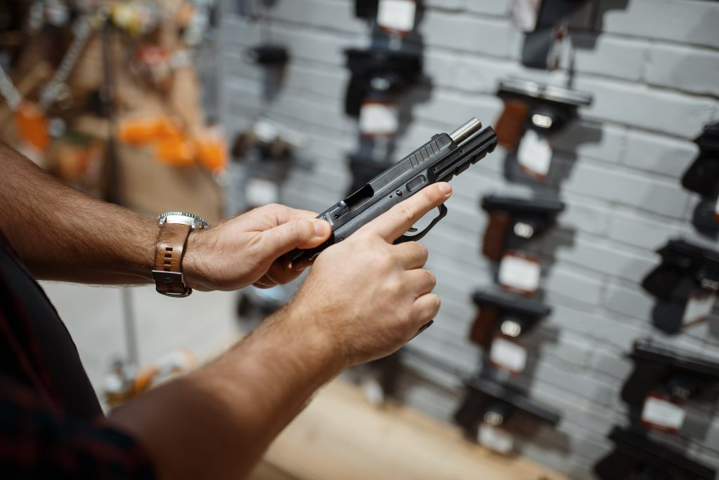 Buying new handgun